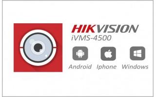HƯỚNG DẪN CÀI ĐẶT, SỬ DỤNG PHẦN MỀM iVMS-4500 TRÊN ĐIỆN THOẠI