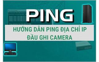 PING LÀ GÌ? HƯỚNG DẪN PING ĐỊA CHỈ IP ĐẦU GHI